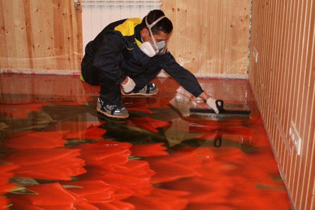 Наливной пол иркутск эластичная гидроизоляционная мастика под плиточные облицовки